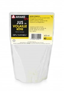 Jus 400ml Volaille